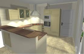 bar dans une cuisine bar dans une cuisine cuisine ouverte avec bar blanche et bois