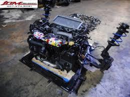 subaru impreza turbo engine subaru wrx impreza jdm ej205 dohc turbo engine ej20t motor ej205d