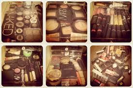 home design acrylic makeup organizer kim kardashian library