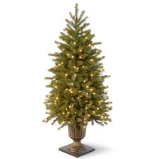 national tree co jersey fraser fir 4 green entrance artificial