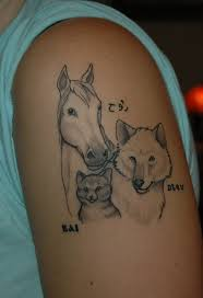 tattoo pictures horse 30 remarkable horse tattoos creativefan