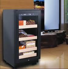 88l mini wooden cigar humidor cabinet box for cigar top sale cigar