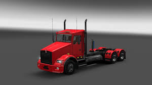 buy kenworth t800 kenworth t800 v2 2 final truck dlc euro truck simulator 2 mods