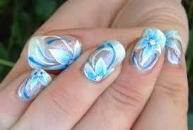 nail designs airbrush nail art lima nails glamour airbrush nail