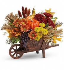 thanksgiving flowers flowers delivery mi picket fence floral design