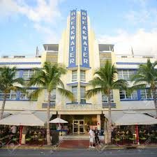 bentley hotel miami breakwater building with art deco style in miami beach miami