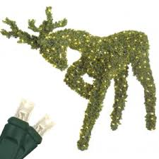 outdoor decorations 3 5 reindeer topiary