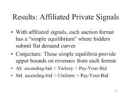 pay to bid auction 1 auctioning many similar items ausubel and cramton
