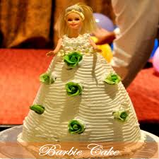 barbie cake step step pictures barbie cake