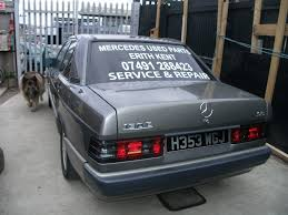 1993 Mercedes Coupe Used Mercedes Benz 190e Truck Bed Accessories For Sale