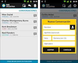 apk sms gratis sms gratis argentina apk version 2 0 22