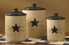 ceramic canisters sets for the kitchen vine ceramic canister set of 3 by park designs country kitchen