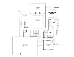 jefferson floor plan bickimer homes new home builders in kansas city