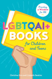 a guide to lgbtqai books for children and news and press