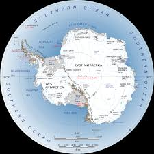 Antartica Map Important Things Found In Antarctica This Week 91 Volcanoes And