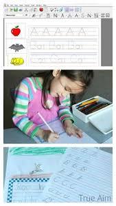 name writing worksheets can customize and choose d u0027nealian