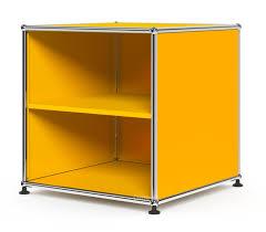 Esszimmerst Le Yellow Usm Haller Wartezimmer Beistelltisch 50 X 50 Cm Goldgelb Ral