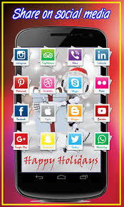 happy holidays greetings cards android apps on play
