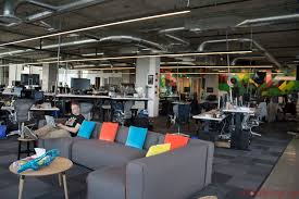 office space inside facebook canada u0027s new headquarters mobilesyrup