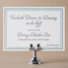 wedding place cards etiquette reception cards by bella figura