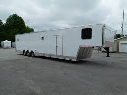 Cargo Trailer With Bathroom 2018 44 U0027 Cargo Mate Eliminator Bathroom For Sale In Rogersville