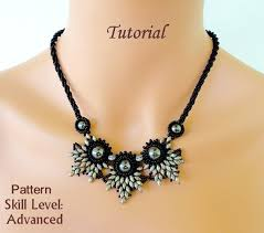 beading pattern necklace images Eladven superduo beaded necklace beading tutorials and jpg