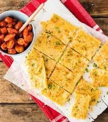 cuisiner des pois chiches recette de pizza au fromage à la farine de pois chiches sans gluten