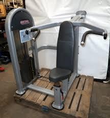 star trac 9il s4100 13bss instinct shoulder press machine with