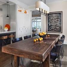 Rustic Modern Dining Room Tables Best Rustic Modern Dining Room Tables Photos Liltigertoo