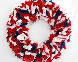 4th of july wreaths wreath usa 4th of july day and other patriotic door decorations