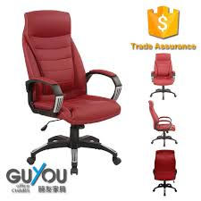 Red Leather Office Chair Buy Cheap China Red Executive Office Chair Products Find China