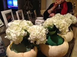 one preppy cookie tutorial heirloom pumpkin flower centerpieces