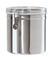 kitchen flour canisters stainless steel kitchen flour canisters ebay