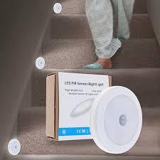 led stair lights motion sensor led stair lights set of 3 motion sensor stair lights hallway light