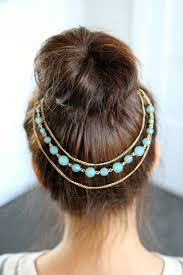 hair bun accessories teased high bun updo hairstyles hairstyles