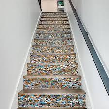 famille bureau qxzb autocollants d escalier créatif famille bureau hôtels