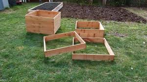 Patio Potato Planters No Dig Potato Boxes Youtube