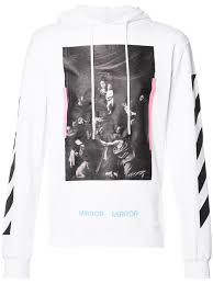 off white virgil sale off white auction house colour block hoodie