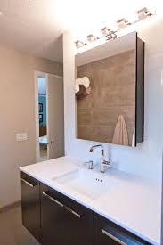 Bathroom Mirror Medicine Cabinet With Lights Furniture Wondrous Bathroom Lights Medicine Cabinets Using