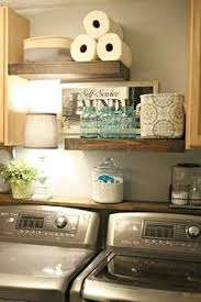 Vintage Laundry Room - 25 ways to give your laundry room a vintage makeover vintage