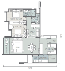 condo layout condo for sale at azelia residence bandar sri damansara for rm