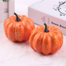 small pumpkins aliexpress buy 20 pcs big realistic fall mini artificial