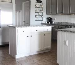 best laminate kitchen cabinet paint a year in review of how i painted my laminate cabinets with