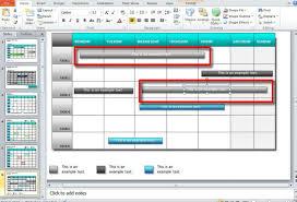 calendar template powerpoint 10 calendar timeline templates free