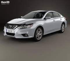 nissan altima 2016 interior nissan 3d models hum3d