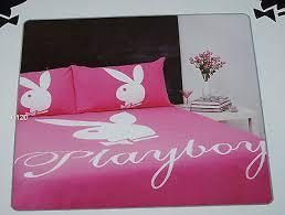 Playboy Duvet Sets Playboy Stuff Wishes Collection On Ebay