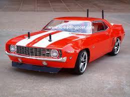 camaro rc car 1969 chevy camaro z28 redcat racing gas rtr custom painted nitro
