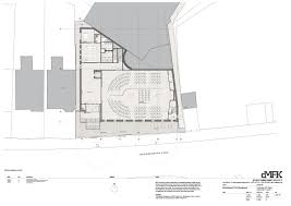 The Metz Floor Plan Dmfk Wins Planning For Synagogue In North London News
