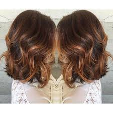 short brown hair with blonde highlights 29 brown hair with blonde highlights looks and ideas southern living