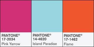 pantone 2017 spring colors 2 good claymates pantone spring 2017 fashion colors pink yarrow